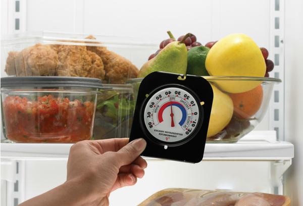 градусник в холодильнике