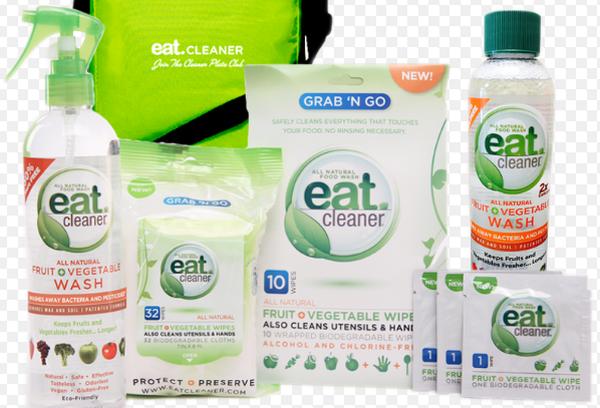 Eat Cleaner для мытья овощей