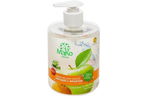 спецсредство для мытья фруктов и овощей