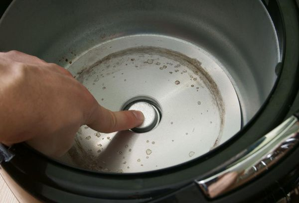 чистка мультиварки