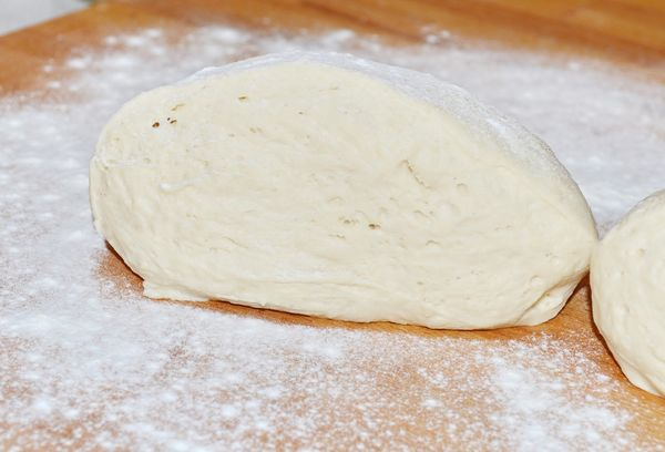 домашнее тесто