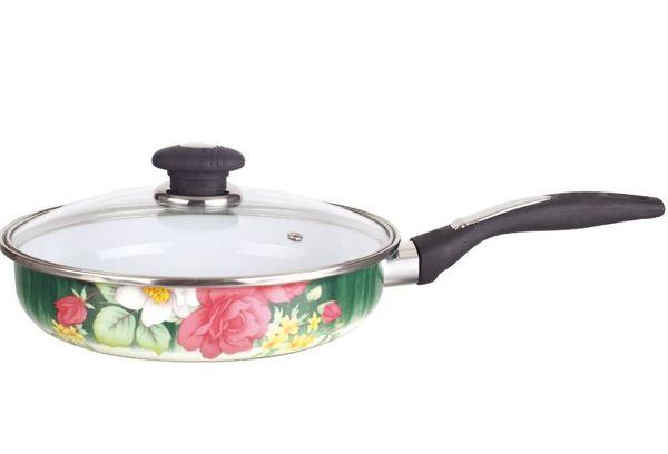 сковорода эмаль