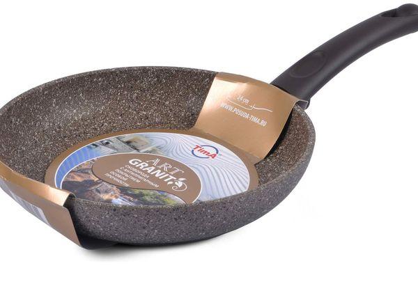 сковорода гранит