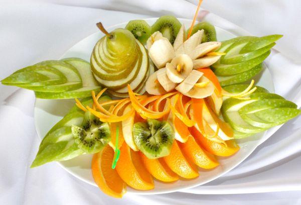 Ассорти из фруктов