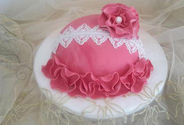 Дамский торт