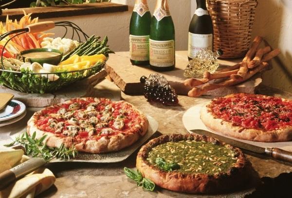 Тест: ваше любимое блюда расскажет, где вам нужно жить!