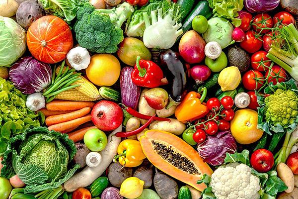 Пищевые продукты с максимальным количеством клетчатки