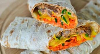 Как заворачивать шаурму? 7 лучших способов приготовления блюда