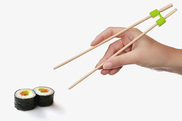 Японские палочки и суши
